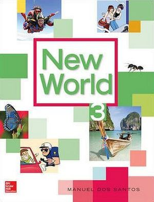 NEW WORLD 3 STUDENT BOOK C/CD