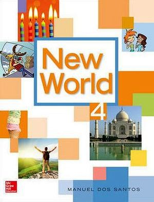 NEW WORLD 4 STUDENT BOOK C/CD