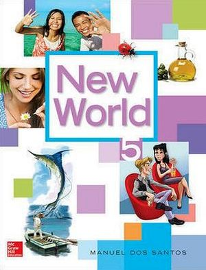 NEW WORLD 5 STUDENT BOOK C/CD