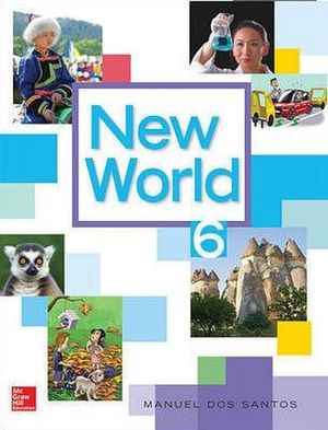 NEW WORLD 6 STUDENT BOOK C/CD