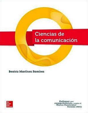 CIENCIAS DE LA COMUNICACION              (COMPETENCIAS/MCC)
