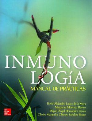 INMUNOLOGIA -MANUAL DE PRACTICAS-