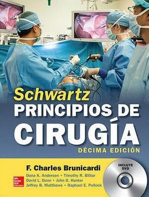 PRINCIPIOS DE CIRUGIA 10ED.