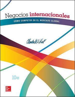 NEGOCIOS INTERNACIONALES 10ED.