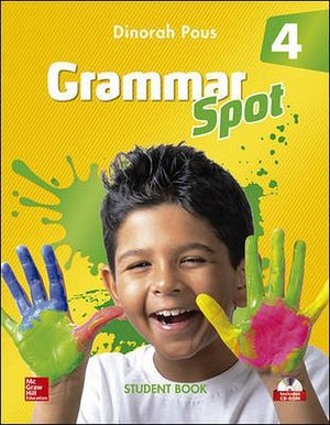 GRAMMAR SPOT 4 STUDENT BOOK C/CD