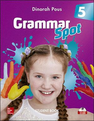 GRAMMAR SPOT 5 STUDENT BOOK C/CD