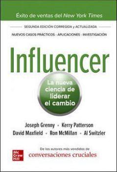 INFLUENCER -LA NUEVA CIENCIA DEL LIDERAR EL CAMBIO- (ED.2020)