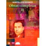 OBRAS COMPLETAS T.II 4ED. (T.RUSTICA)