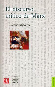 DISCURSO CRITICO DE MARX, EL