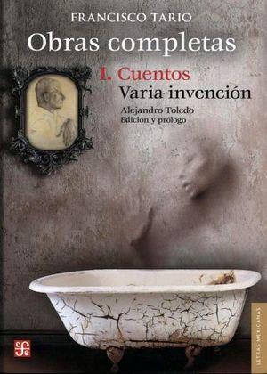 OBRAS COMPLETAS 1 -CUENTOS VARIA INVENCION-