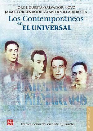 CONTEMPORANEOS EN EL UNIVERSAL, LOS