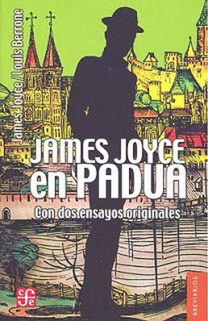JAMES JOYCE EN PADUA -C/2 ENSAYOS ORIGINALES- (RUSTICO/BREVIARIO)