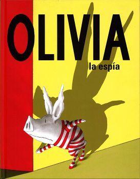 OLIVIA LA ESPIA                           (EMPASTADO)