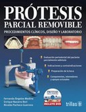 PROTESIS PARCIAL REMOVIBLE C/DVD