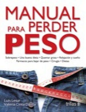 MANUAL PARA PERDER PESO