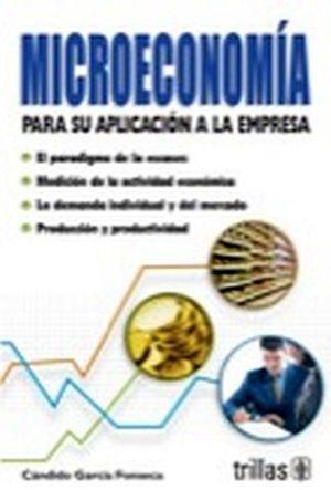 MICROECONOMIA PARA SU APLICACION A LA EMPRESA 3ED.
