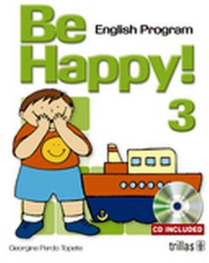 BE HAPPY 3 4ED. C/CD
