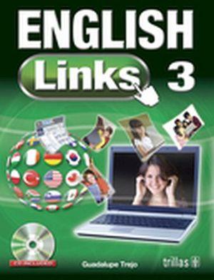 ENGLISH LINKS 3RO. C/CD