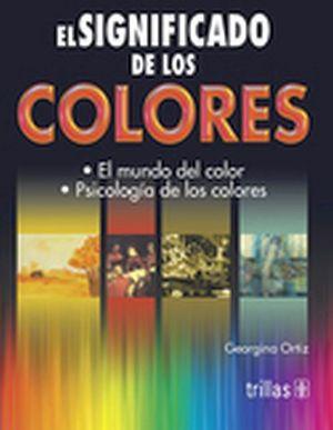SIGNIFICADO DE LOS COLORES 3ED.