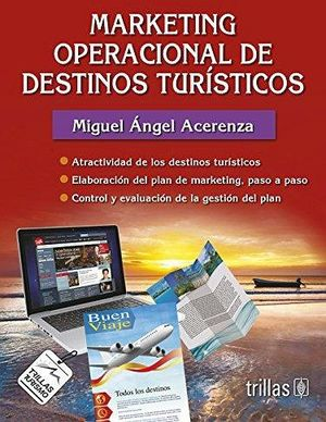 MARKETING OPERACIONAL DE DESTINOS TURISTICOS 2ED.
