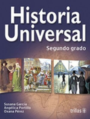 HISTORIA UNIVERSAL 2DO. SEC.