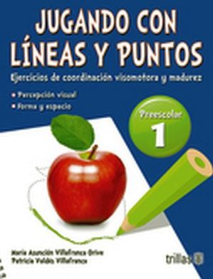 JUGANDO CON LINEAS Y PUNTOS 1RO. PREESC.