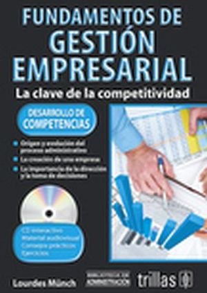 FUNDAMENTOS DE GESTION EMPRESARIAL C/CD 2ED.