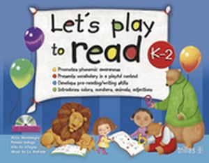 LET'S PLAY TO READ K-2 C/CD