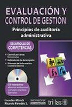 EVALUACION Y CONTROL DE GESTION C/CD 2ED.