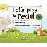 LET'S PLAY TO READ K-1 C/CD