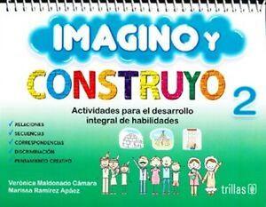 IMAGINO Y CONSTRUYO 2 PREESC.