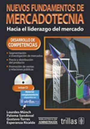 NUEVOS FUNDAMENTOS DE MERCADOTECNIA C/CD 3ED. -C/COMPETENCIAS-