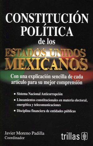 CONSTITUCION POLITICA DE LOS E.U.M. 27ED.
