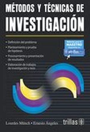METODOS Y TECNICAS DE INVESTIGACION 5ED.