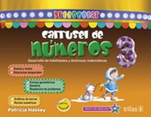 CARRUSEL DE NUMEROS 3 PREESC.