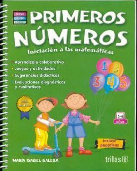 PRIMEROS NUMEROS 4ED.  (ED.2018)