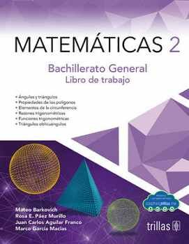 MATEMÁTICAS 2 BACH. 4ED. -LIBRO DE TRABAJO-