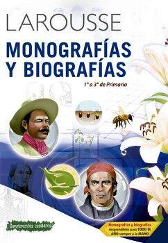MONOGRAFÍAS Y BIOGRAFÍAS DE 1° A 3° DE PRIMARIA