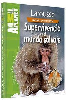 EXTRAÑO Y MARAVILLOSO -SUPERVIVENCIA EN EL MUNDO SALVAJE-