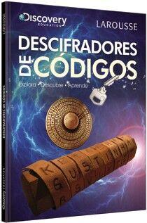 DESCIFRADORES DE CODIGOS  (EXPLORA,DESCUBRE,APRENDE)