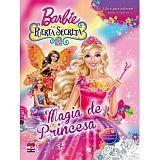 BARBIE LA PRINCESA DE LAS PERLAS -LIBRO P/COLOREAR-