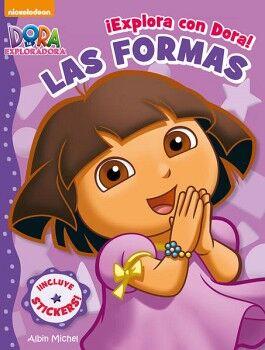 EXPLORA CON DORA! -LAS FORMAS-