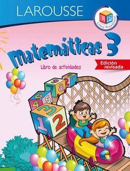 MATEMATICAS 3 -LIBRO DE ACTIVIDADES-