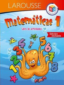 MATEMATICAS 1 -LIBRO DE ACTIVIDADES-