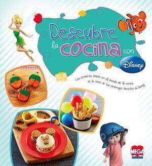 DESCUBRE LA COCINA CON DISNEY