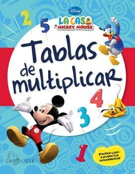 DISNEY. TABLAS DE MULTIPLICAR