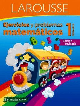 EJERCICIOS Y PROBLEMAS MATEMATICOS 1 PRIM. (CUADERNO DE EJERC.)