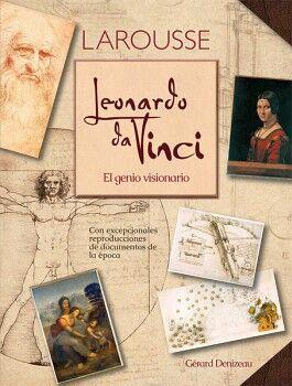 LEONARDO DA VINCI -EL GENIO VISIONARIO-   (EMPASTADO)