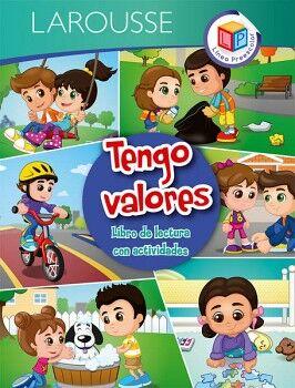 TENGO VALORES