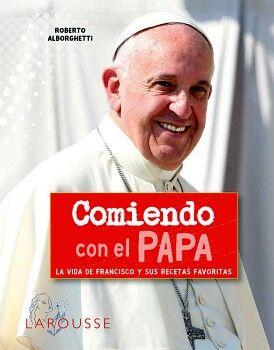 COMIENDO CON EL PAPA                      (EMPASTADO)